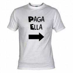 Camiseta Paga Ella