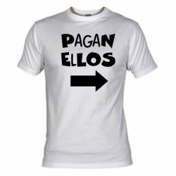 Camiseta Pagan Ellos