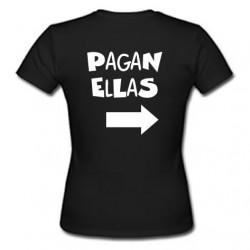 Camiseta Pagan Ellas