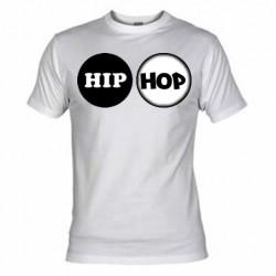 Camiseta Hip Hop yin yan