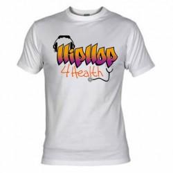 Camiseta Hip Hop 4 Health