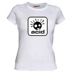 Camiseta Chica Acid