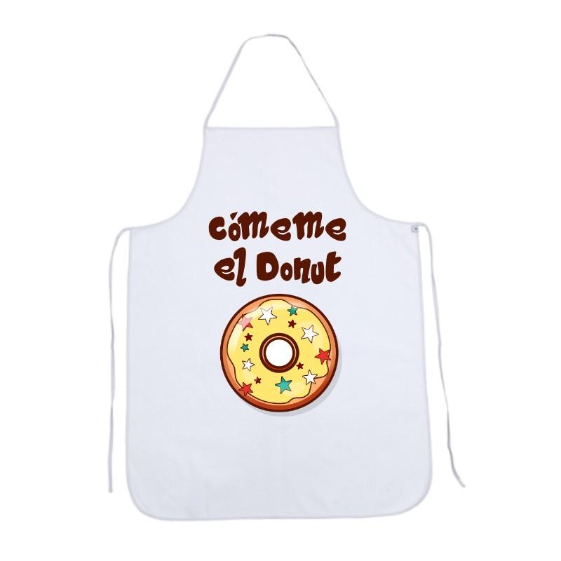 Delantales Originales - Cómeme el Donut
