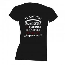 Camisetas para Abuelos y Abuelas - Supera Eso