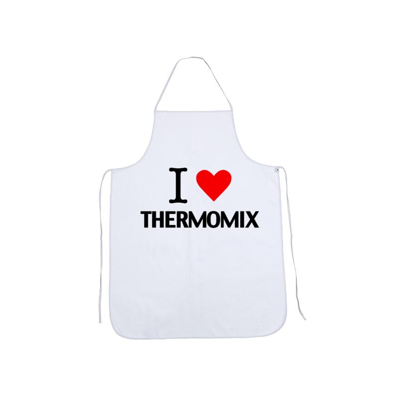 Delantales Originales - I Love Thermomix