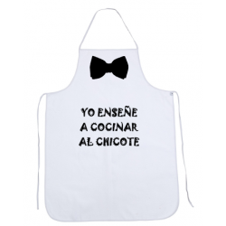 Delantales Divertidos - Chef Chicote