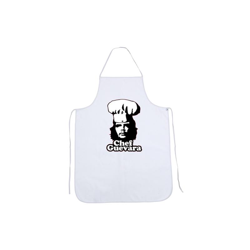 Delantales Graciosos - Chef Guevara