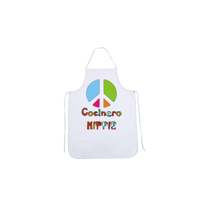 Delantales Originales - Cocinero Hippie