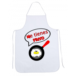 Delantales Originales - Me tienes frito