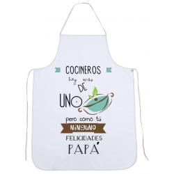Delantales Originales - Cocineros hay más de uno...