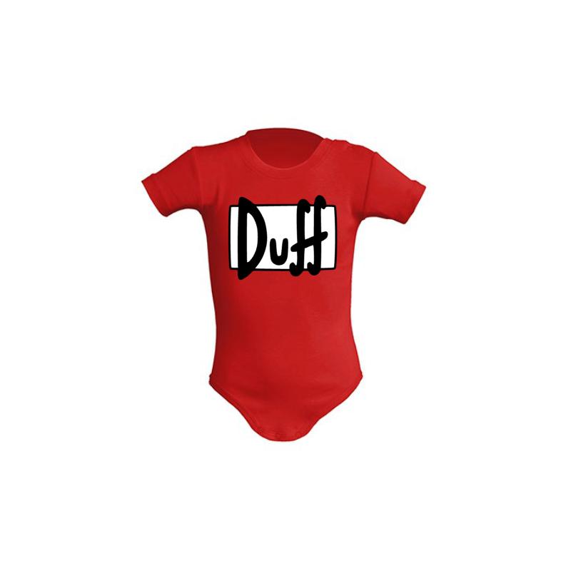 Bodies Bebé Originales - Duff