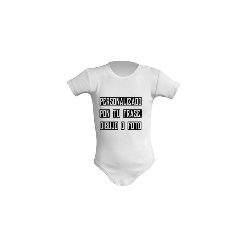 Body Bebé personalizado barato
