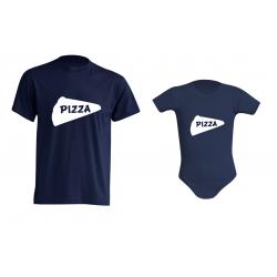 Body Bebé Gracioso - Cachito de Pizza