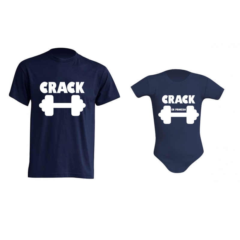 Body Bebé Gracioso - Crack en Proceso