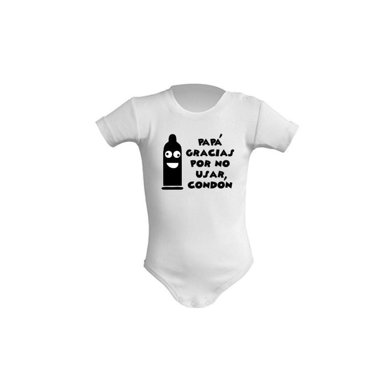 Bodys Bebé Originales - Gracias Papá
