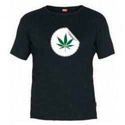 Camiseta Chapa Marihuana