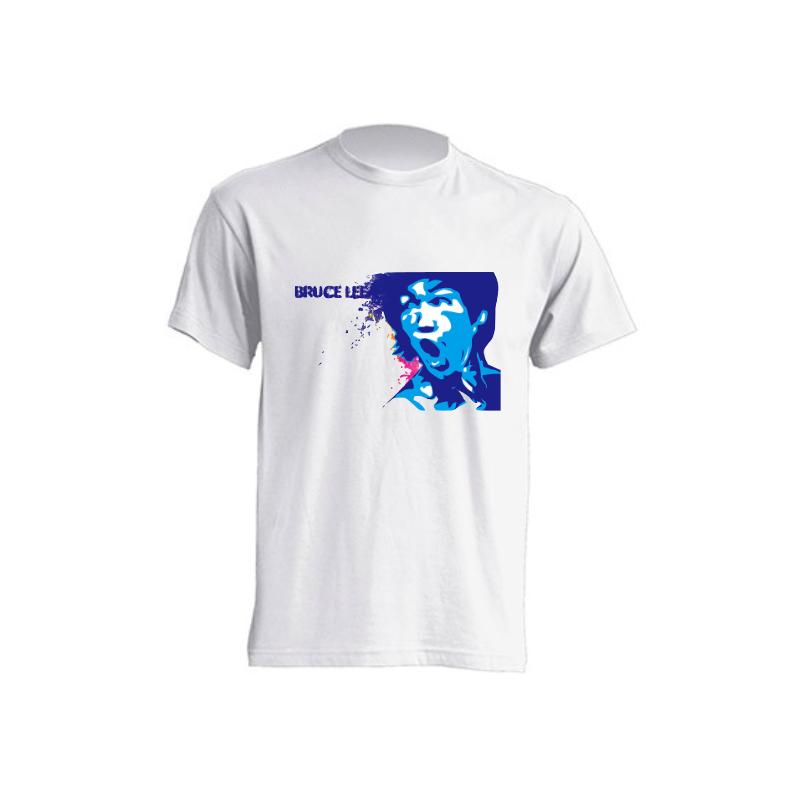Camisetas de sublimación - Bruce Lee