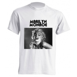 Camisetas de Sublimación - Marilyn Monroe