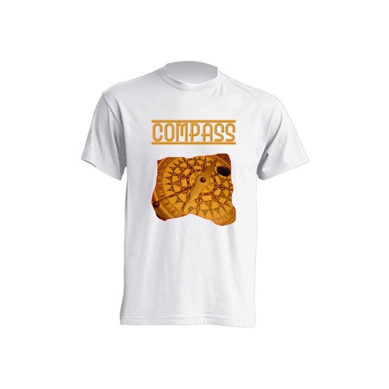 Camisetas de Sublimación - Brújula