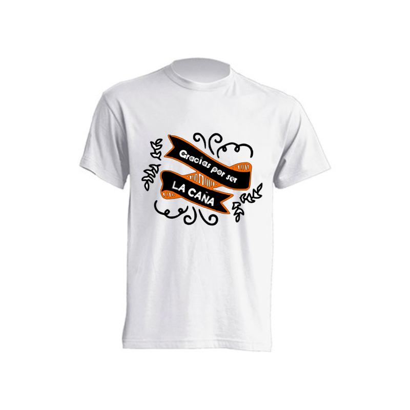 Camisetas de sublimación - Gracias por ser la caña