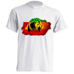 Camisetas de Sublimación - León Reggae