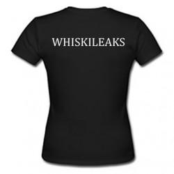 Camiseta WhiskyLeaks