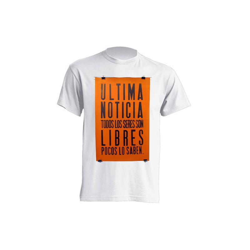 Camisetas de sublimación - Última Noticia