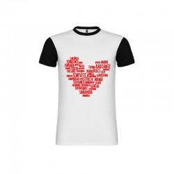 Camiseta Original - Corazón de Piropos