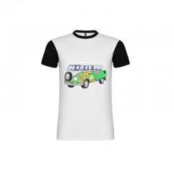 Camiseta Original - Furgoneta Hippie