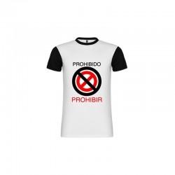 Camisetas Originales - Prohibido Prohibir
