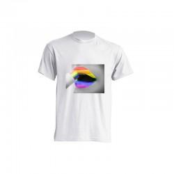 Camiseta de sublimación - Pinta Labios Gay