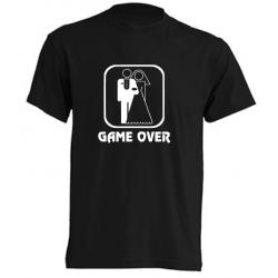 Camisetas Despedidas  - Game Over