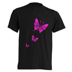 Camisetas Originales - Mariposas