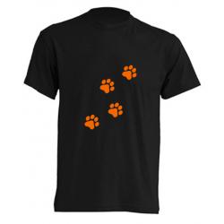 Camisetas Originales - Huellas de Perro
