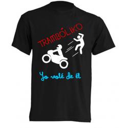 Camisetas Graciosas - Trambóliko