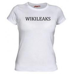 Camiseta WikiLeaks