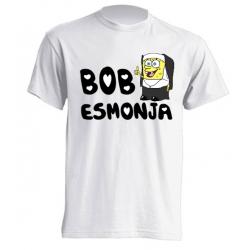 Camisetas de sublimacion - Bob EsMonja