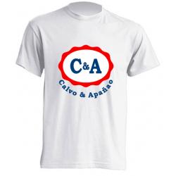 Camisetas Graciosas - Calvo y Apañao