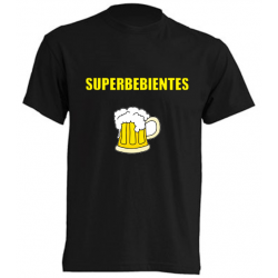 Camisetas Divertidas - Superbebientes