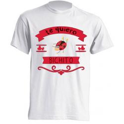 Camisetas de sublimación - Te quiero bichito
