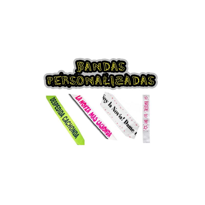 Bandas Personalizadas a color