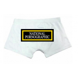 Calzoncillos Graciosos - National Pornografhic