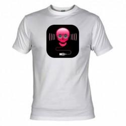 Camiseta Calavera Music