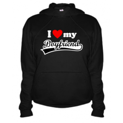 Sudaderas Originales - I Love My Boyfriend