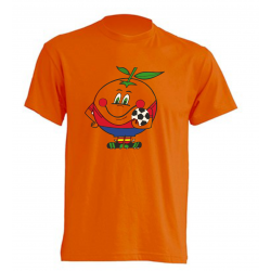 Camiseta Naranjito Integral