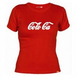 Camiseta Colo Cao