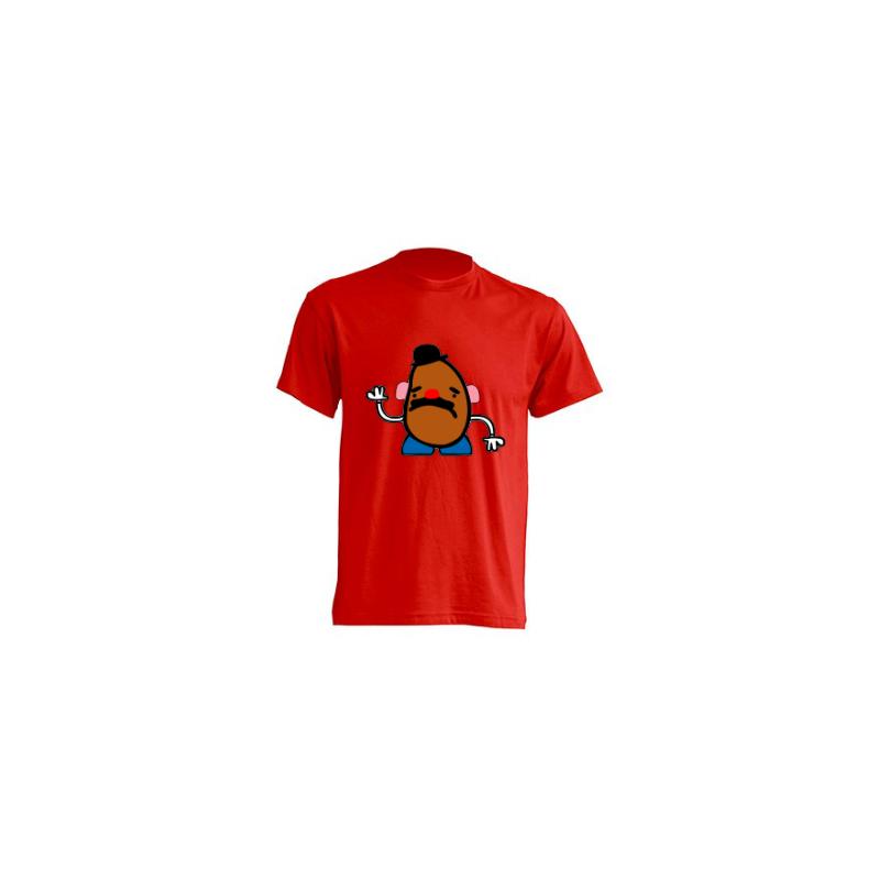 Camiseta Mr Potato