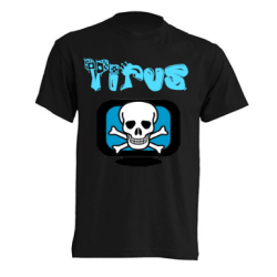 Camiseta Virus