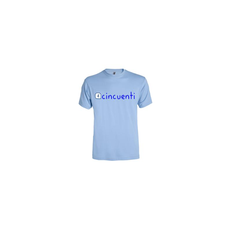 Camiseta Cincuenti