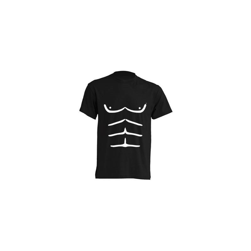 Camiseta abdominales